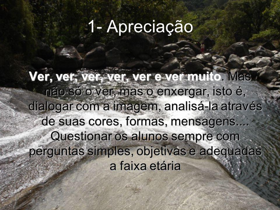 1- Apreciação