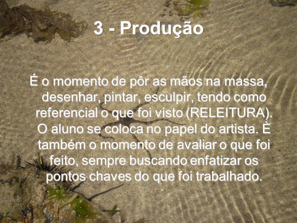 3 - Produção
