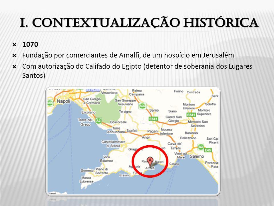 I. Contextualização histórica