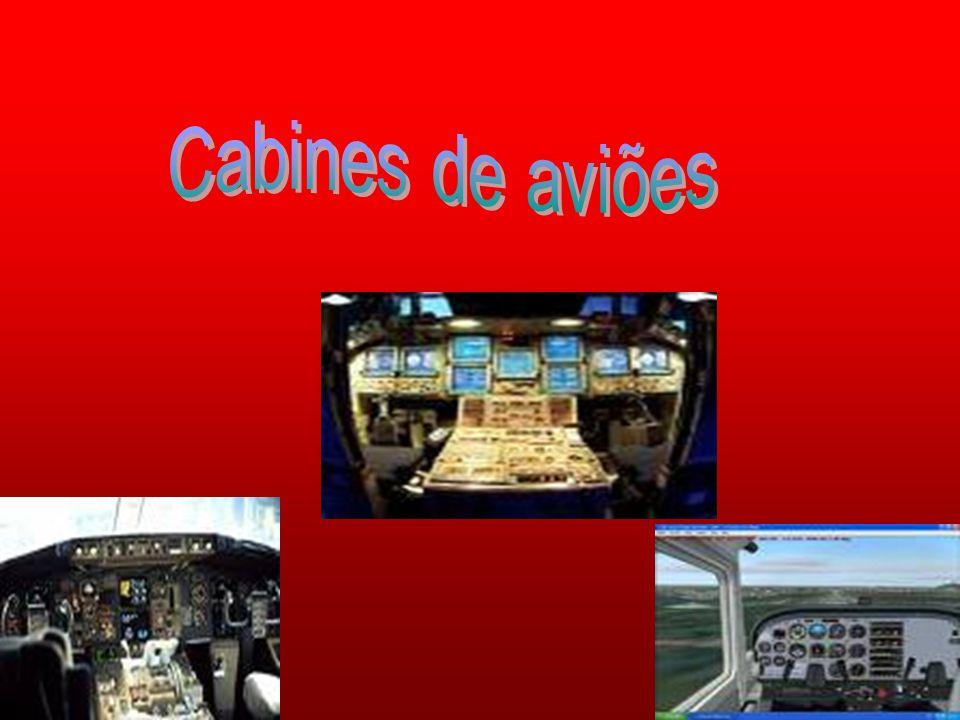 Cabines de aviões