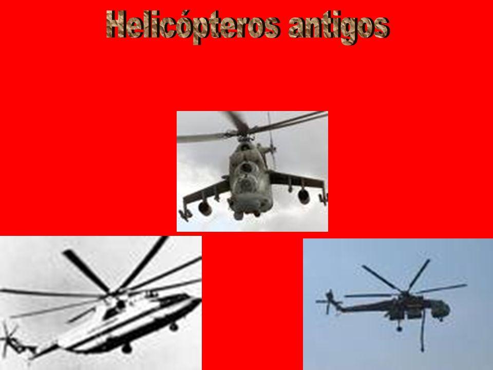Helicópteros antigos