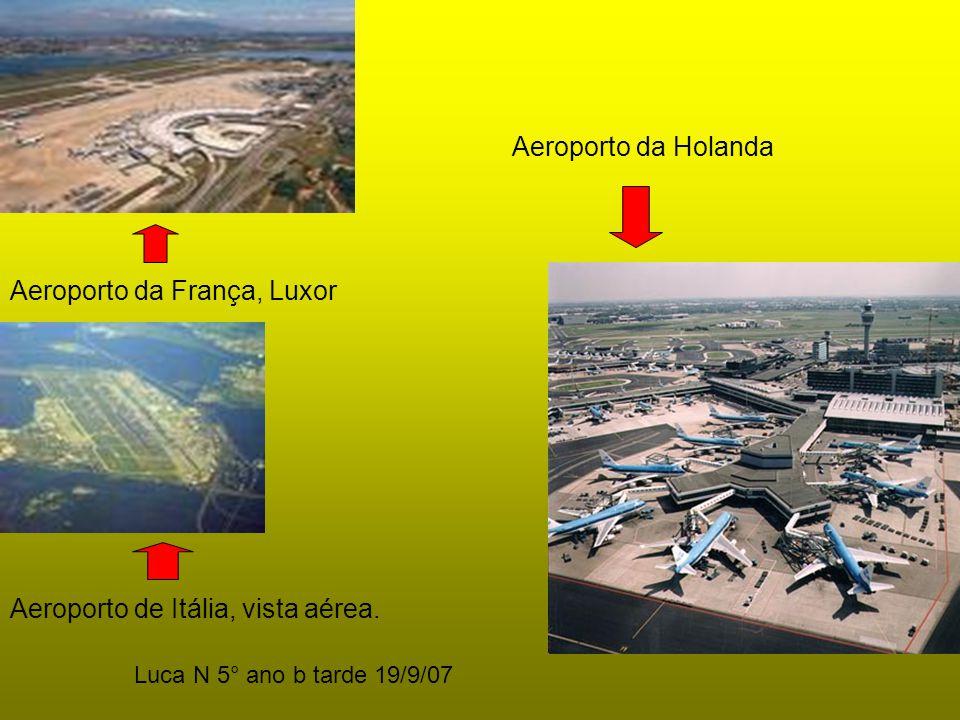 Aeroporto da França, Luxor
