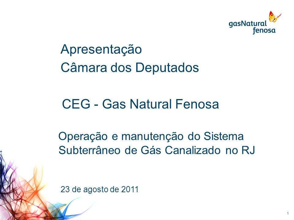 CEG - Gas Natural Fenosa