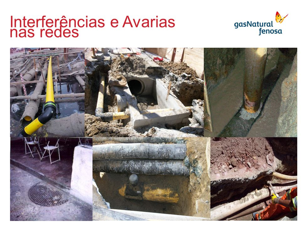 Interferências e Avarias