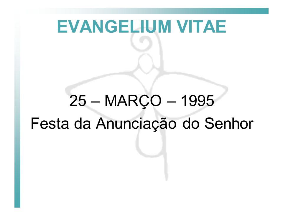 Festa da Anunciação do Senhor