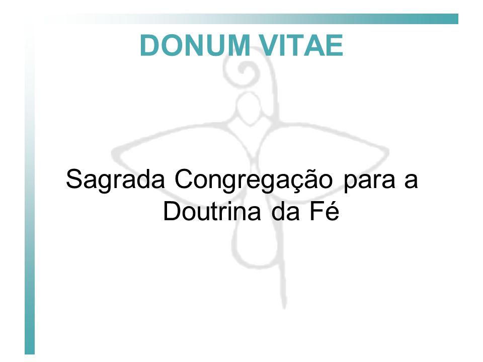 Sagrada Congregação para a Doutrina da Fé