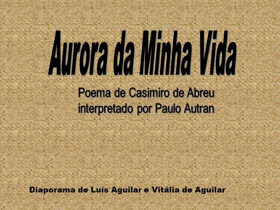 Poema de Casimiro de Abreu interpretado por Paulo Autran