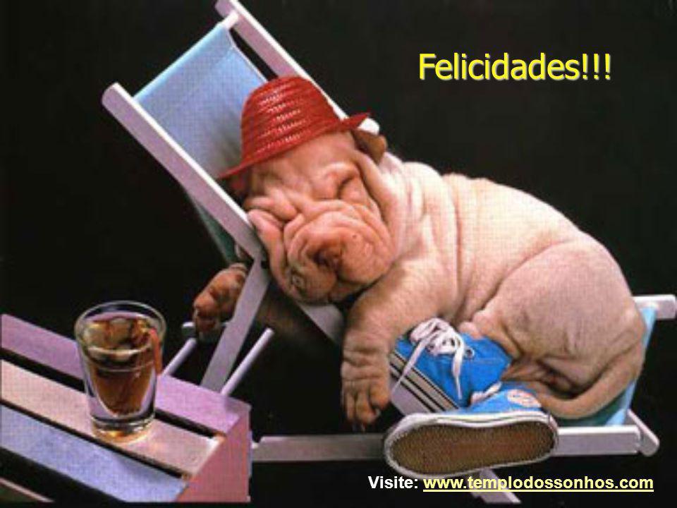 Felicidades!!! Visite: www.templodossonhos.com