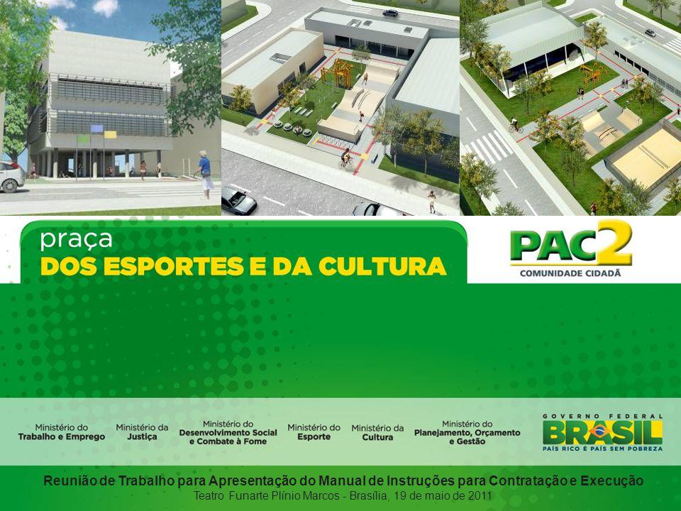 Teatro Funarte Plínio Marcos - Brasília, 19 de maio de 2011