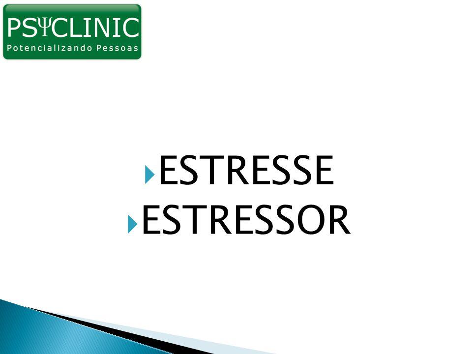 ESTRESSE ESTRESSOR
