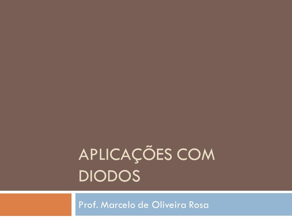 Prof. Marcelo de Oliveira Rosa