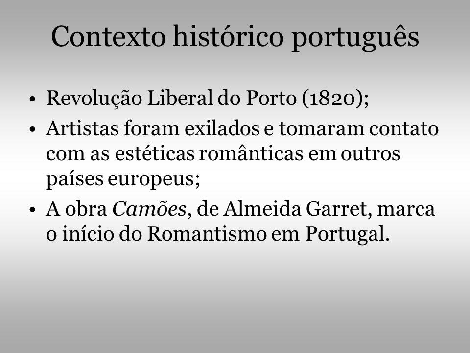 Contexto histórico português
