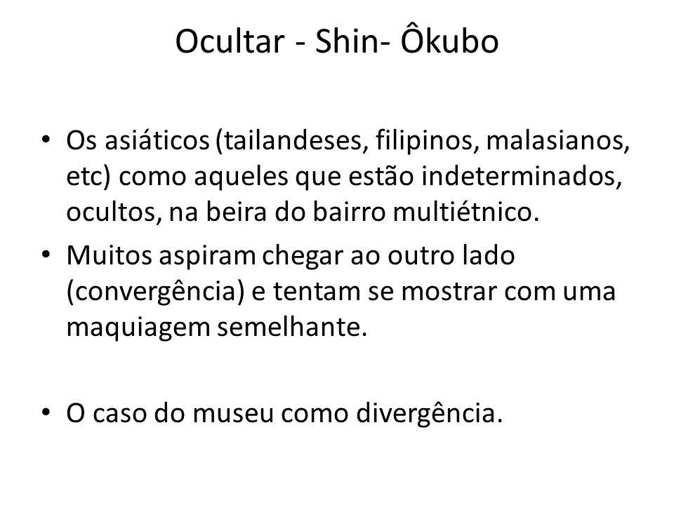 Ocultar - Shin- Ôkubo