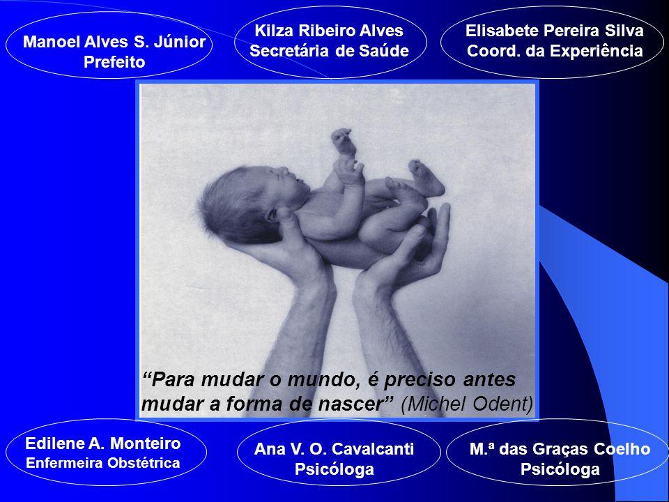 Kilza Ribeiro Alves Secretária de Saúde