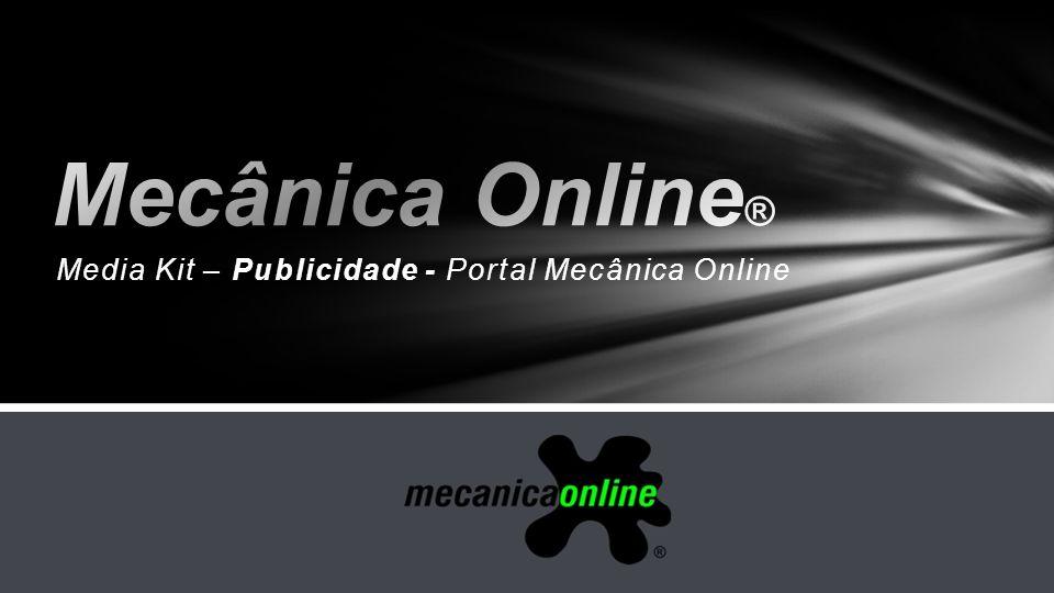 Media Kit – Publicidade - Portal Mecânica Online