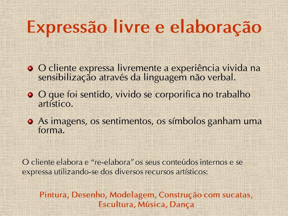 Expressão livre e elaboração