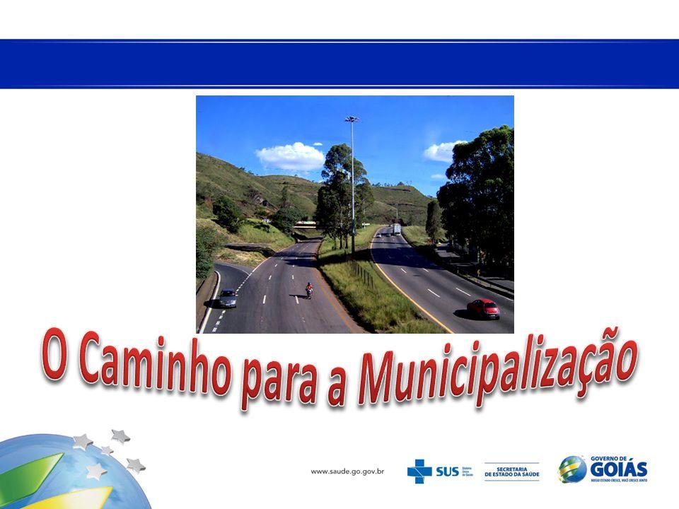 O Caminho para a Municipalização