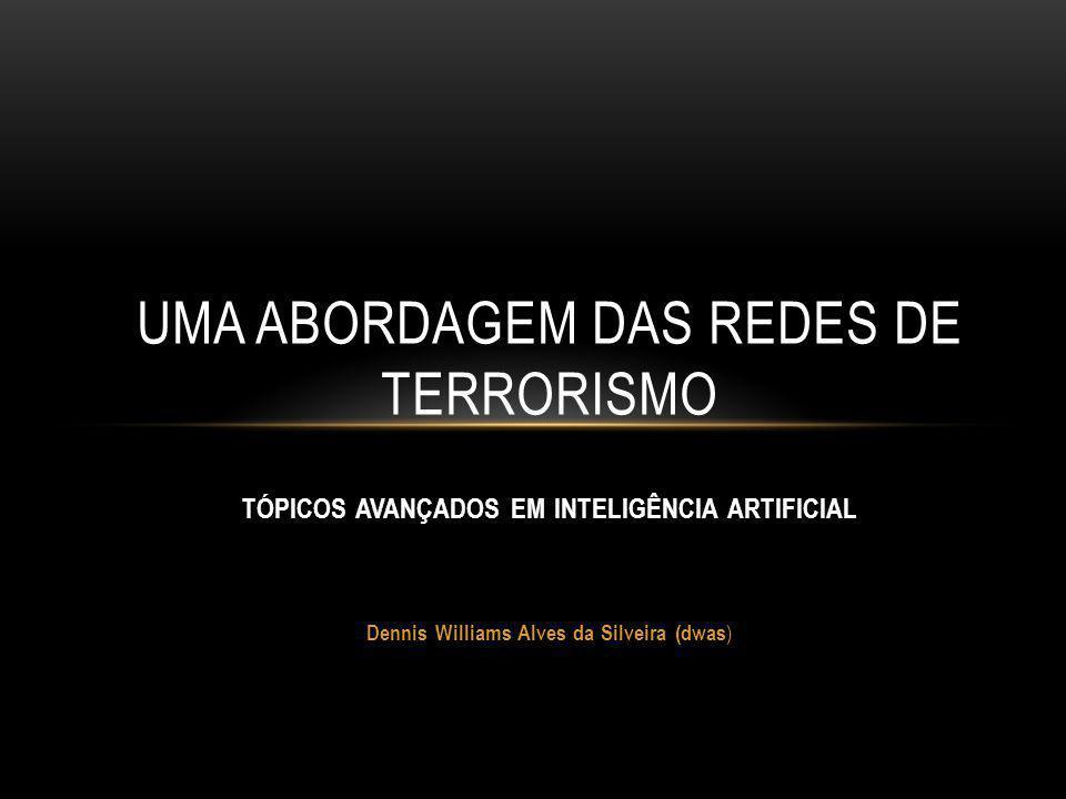 UMA ABORDAGEM DAS REDES DE TERRORISMO