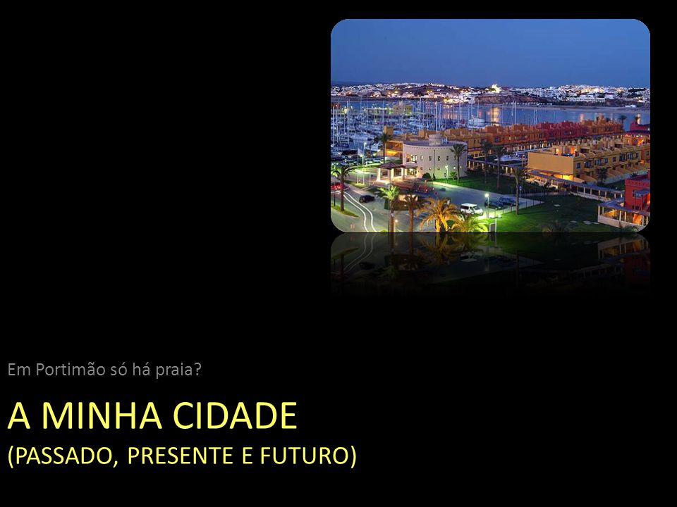 A MINHA CIDADE (PASSADO, PRESENTE E FUTURO)