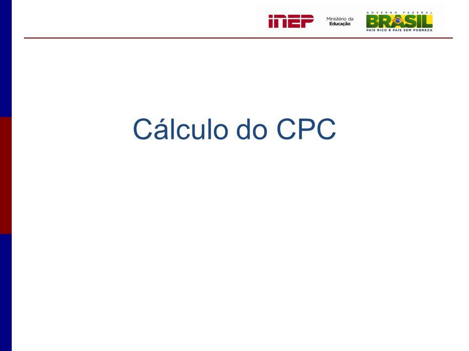 Cálculo do CPC
