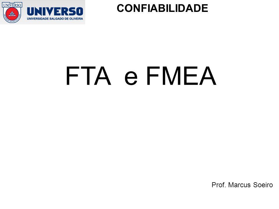 FTA e FMEA