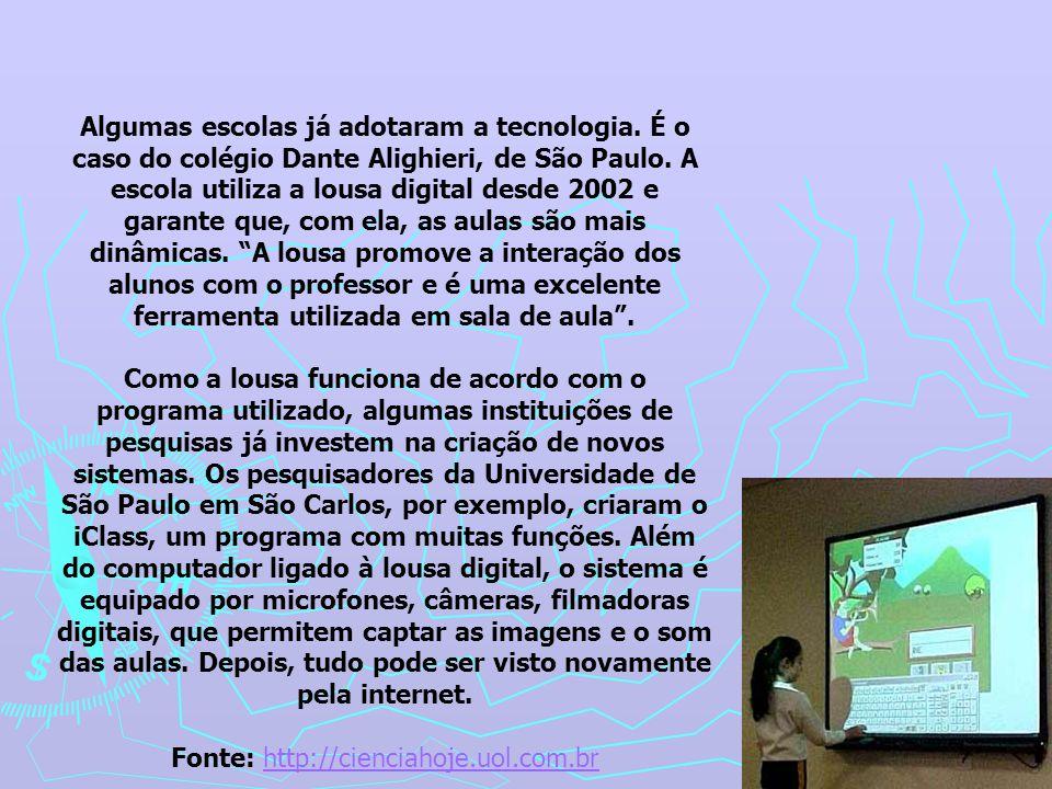 Fonte: http://cienciahoje.uol.com.br