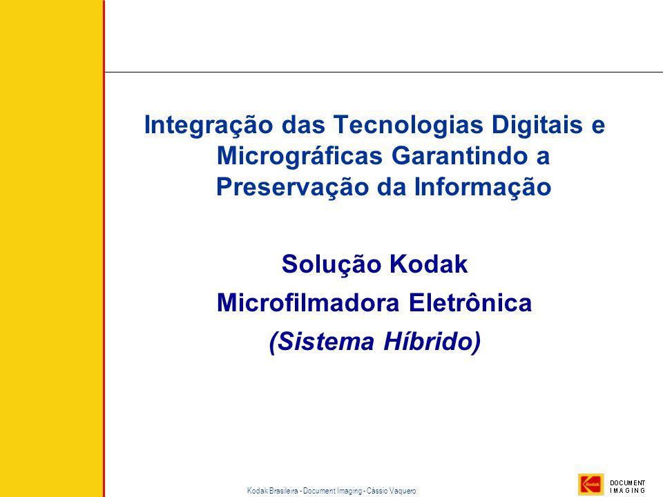Microfilmadora Eletrônica