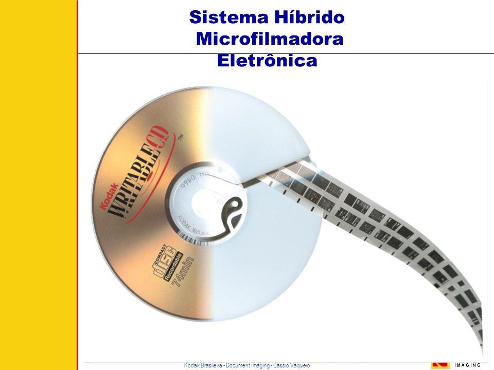 Sistema Híbrido Microfilmadora Eletrônica