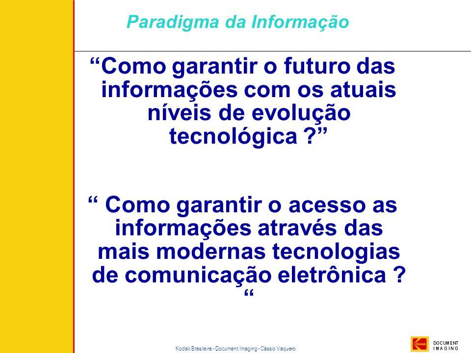 Paradigma da Informação