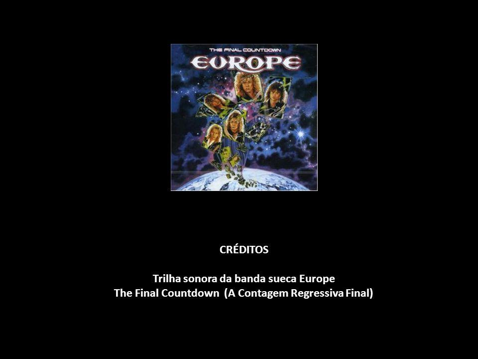 Trilha sonora da banda sueca Europe