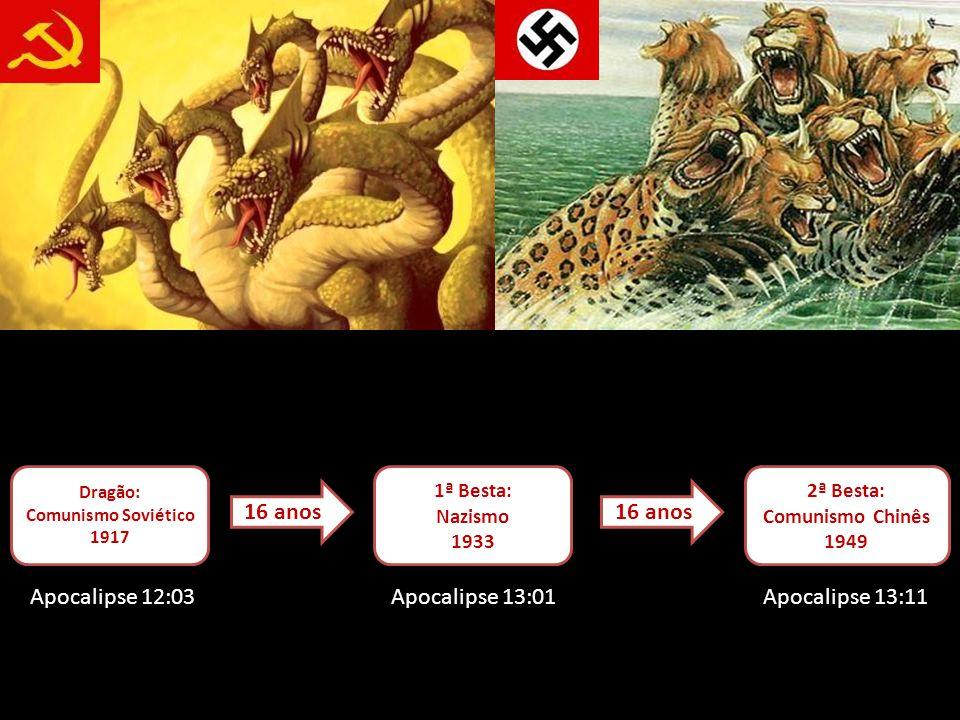16 anos 16 anos Apocalipse 12:03 Apocalipse 13:01 Apocalipse 13:11