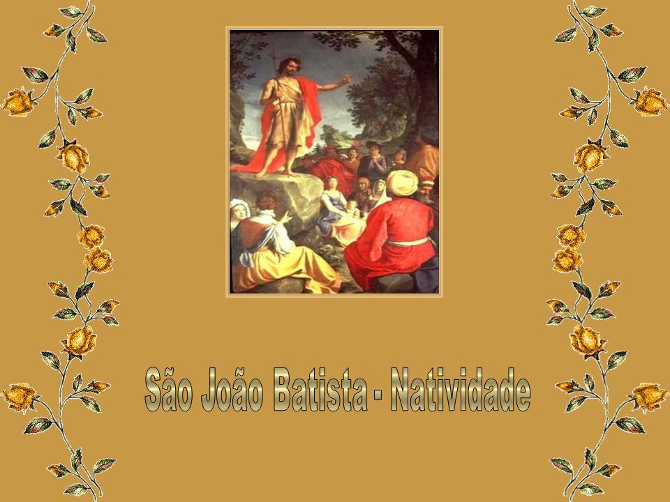 São João Batista - Natividade