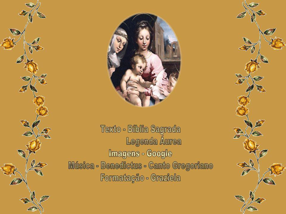 Música - Benedictus - Canto Gregoriano