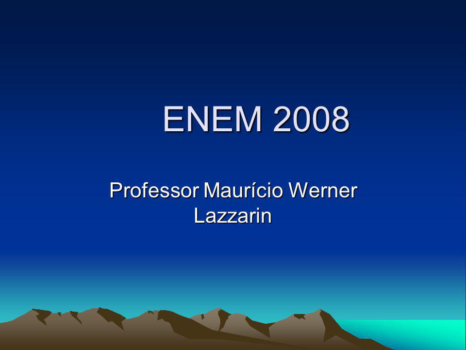 Professor Maurício Werner Lazzarin