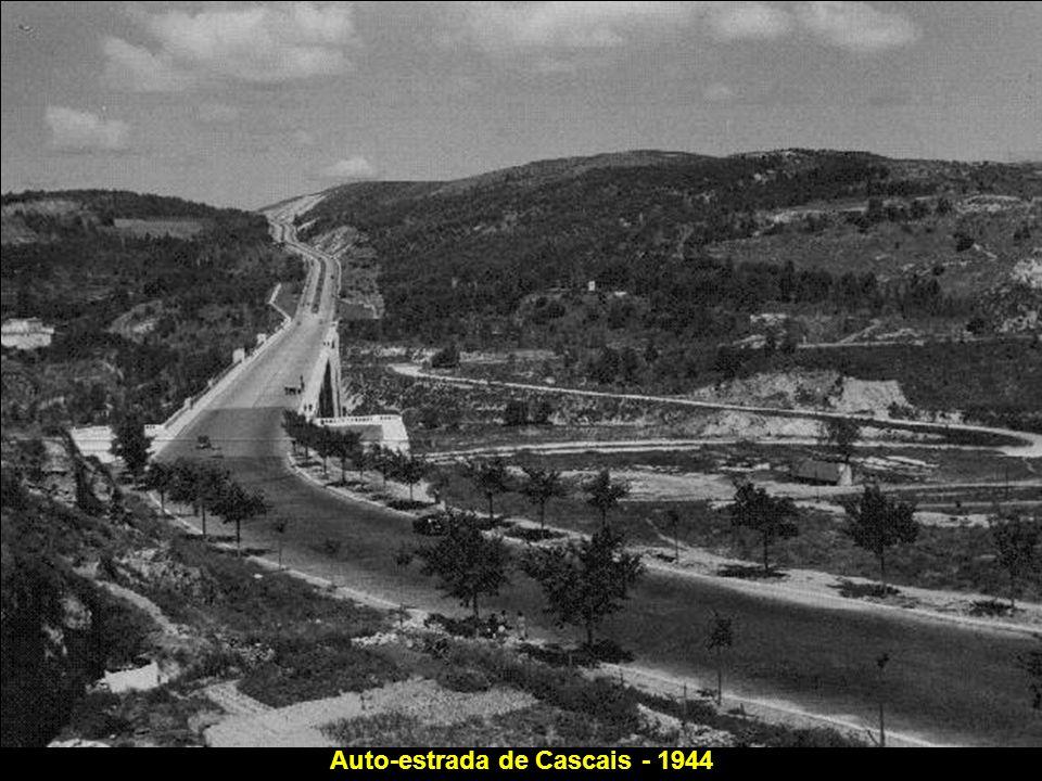 Auto-estrada de Cascais - 1944