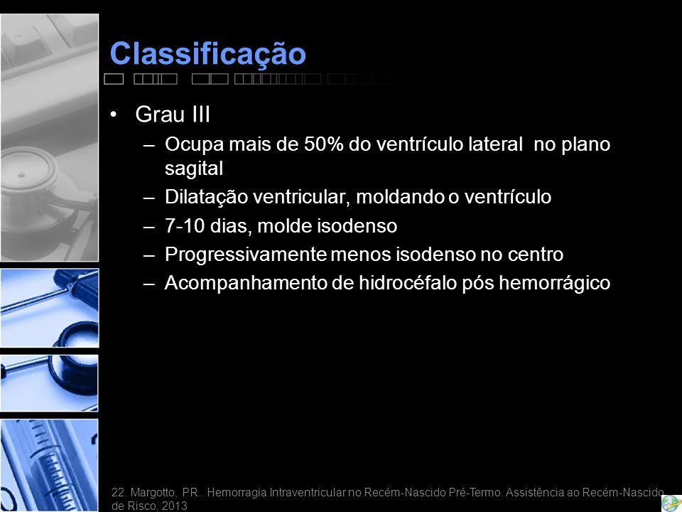 Classificação Grau III