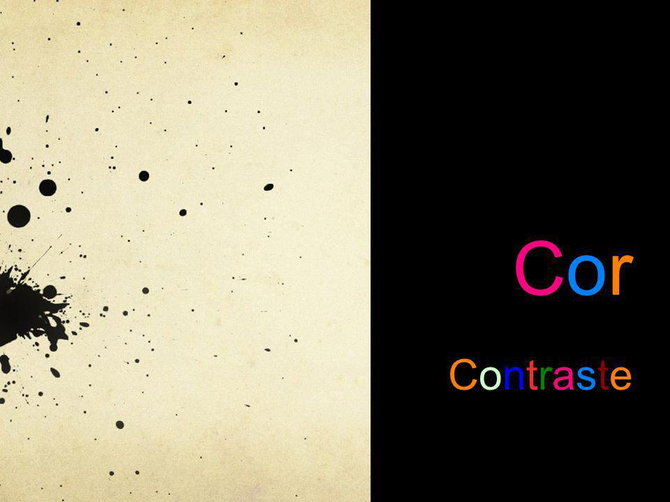 Cor Contraste