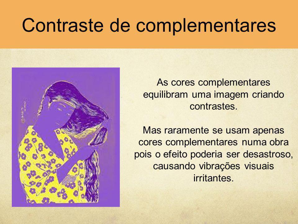 Contraste de complementares