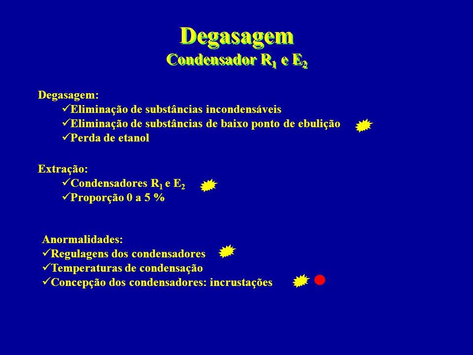 Degasagem Condensador R1 e E2