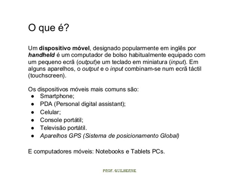 Prof. Guilherme