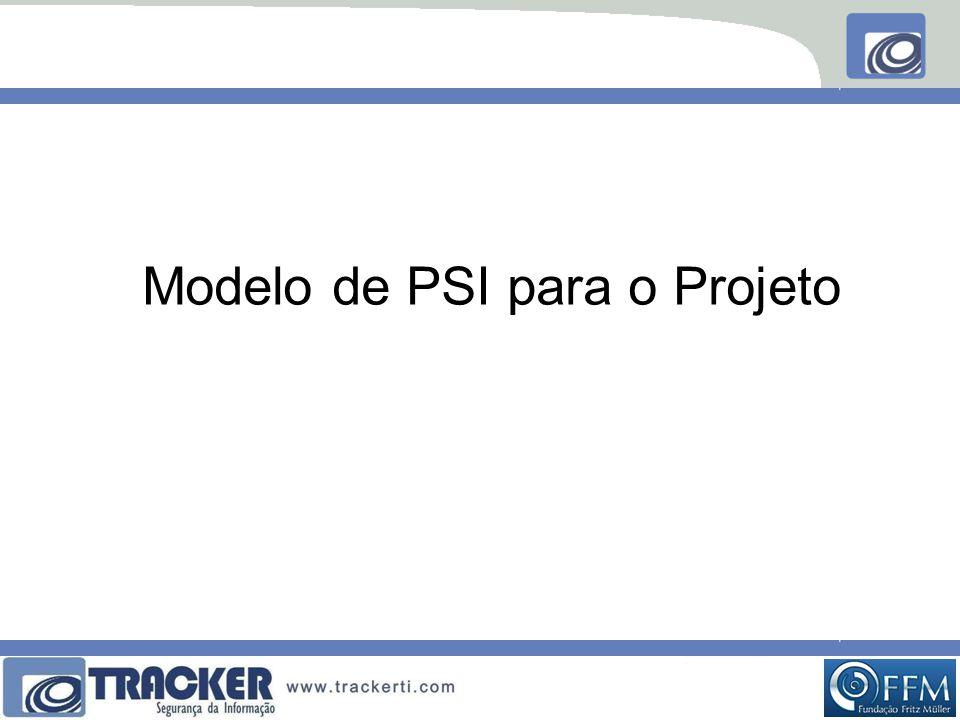 Modelo de PSI para o Projeto
