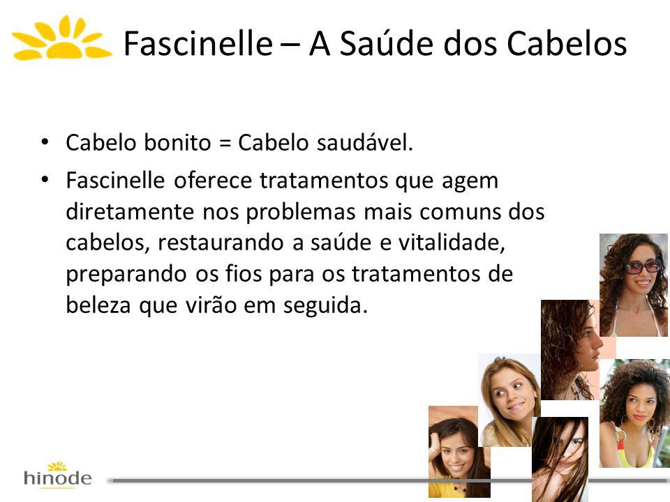 Fascinelle – A Saúde dos Cabelos
