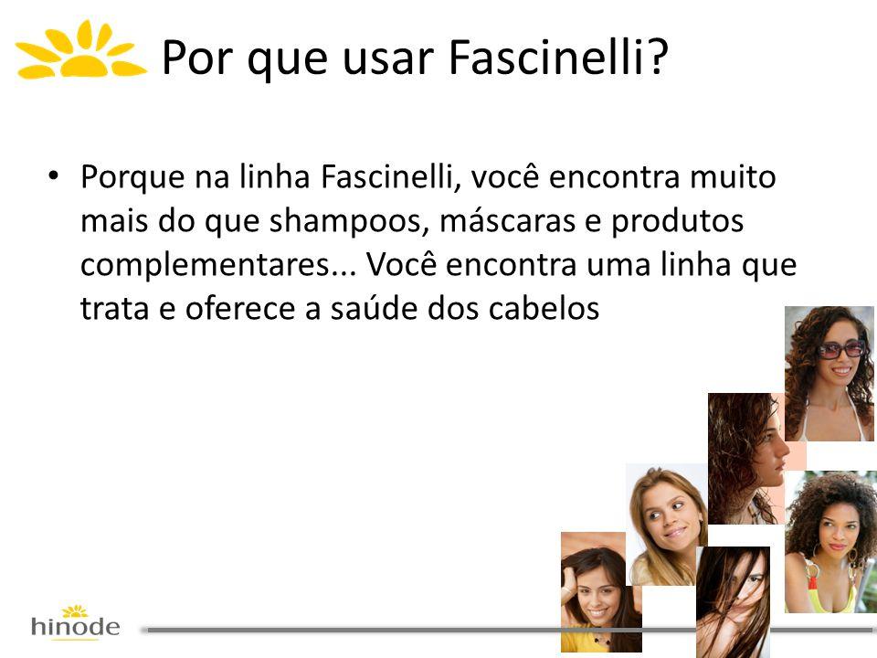 Por que usar Fascinelli