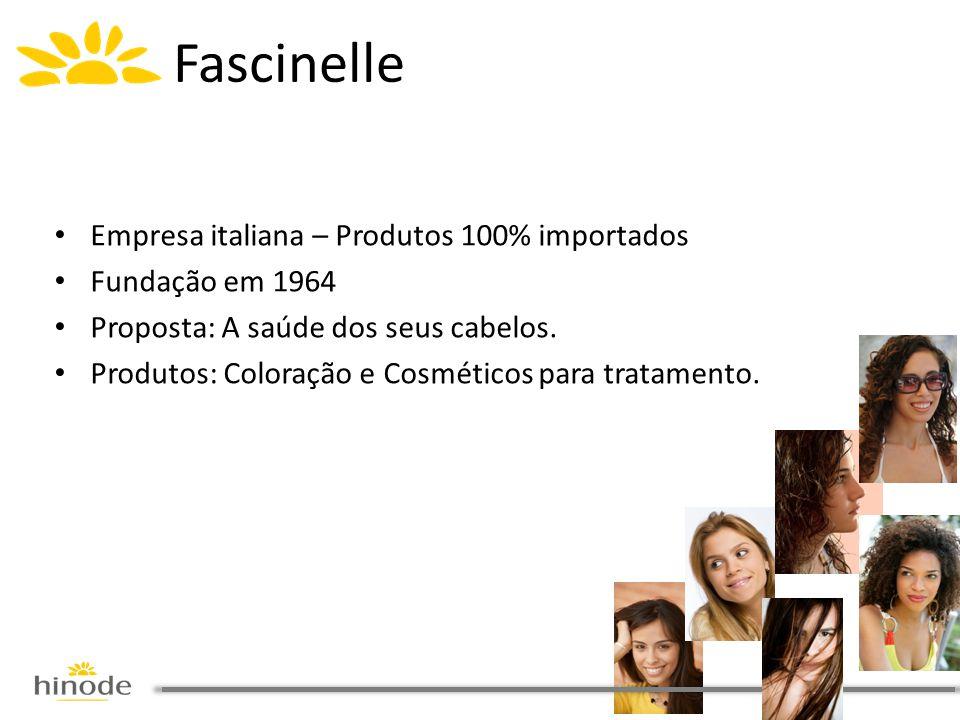 Fascinelle Empresa italiana – Produtos 100% importados