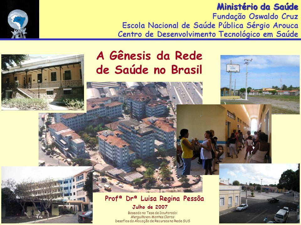 Profª Drª Luisa Regina Pessôa