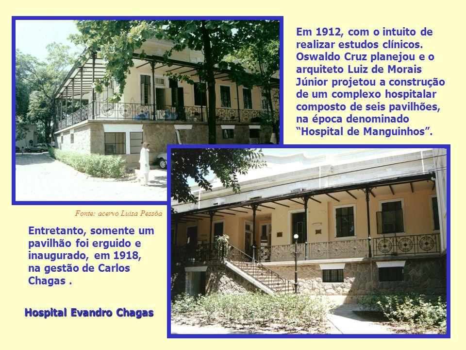 Hospital Evandro Chagas