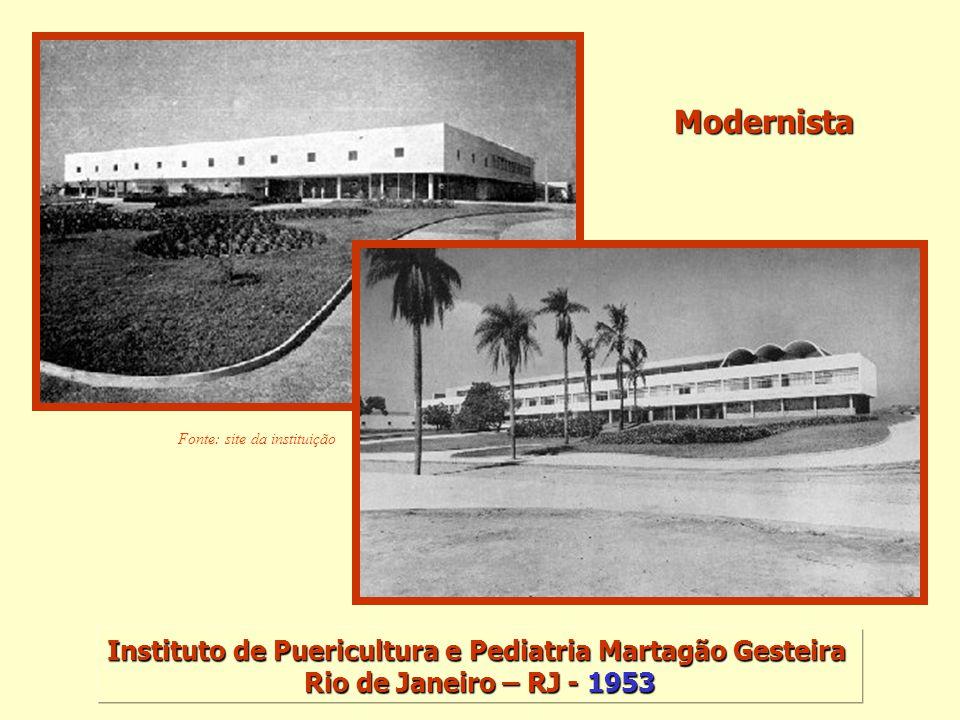 Instituto de Puericultura e Pediatria Martagão Gesteira