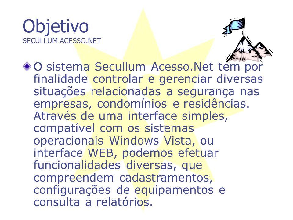 Objetivo SECULLUM ACESSO.NET