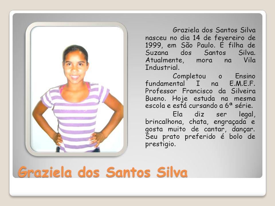 Graziela dos Santos Silva
