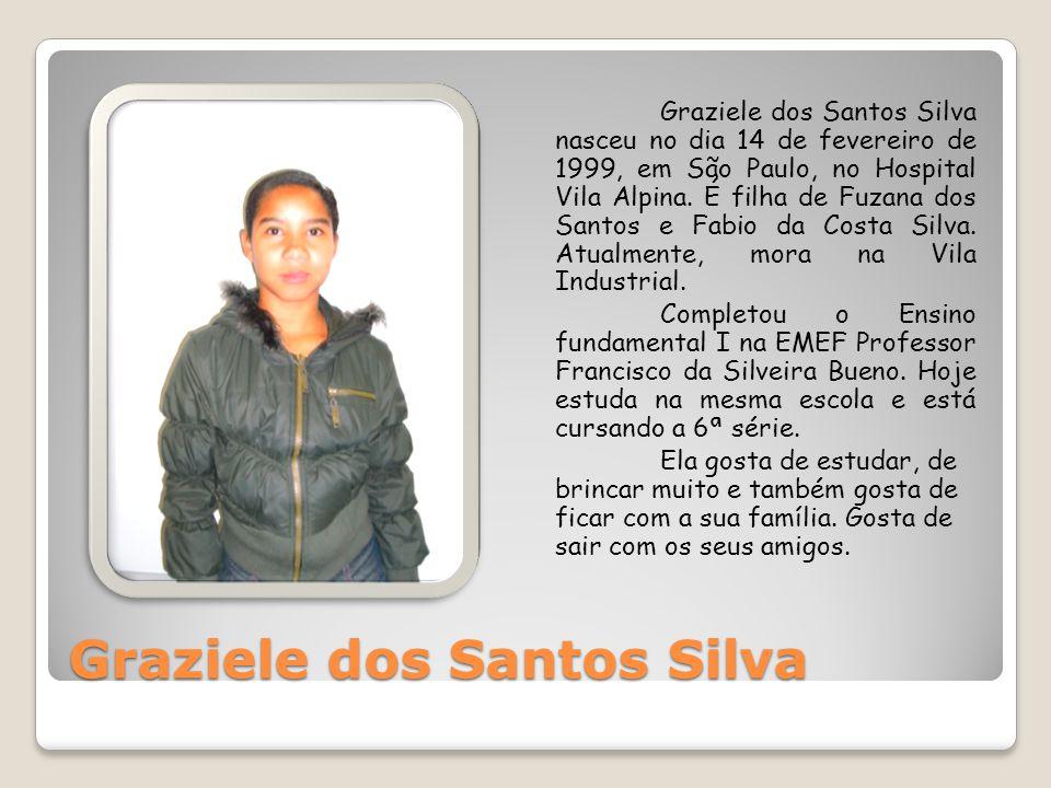 Graziele dos Santos Silva